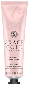 Grace Cole Hand & Nail Cream 30ml Wild Fig & Pink Cedar