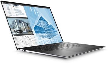 Ноутбук Dell Precision 5550 Silver 273508669 PL, Intel® Core™ i7, 16 GB, 15 ″