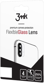 Telefono kameros apsauga 3MK Flexible Glass Lens Protector For Huawei P40 Lite 5G
