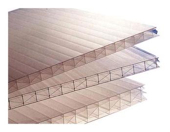 Polikarbonato plokštė, 1050 x 2000 x 6 mm