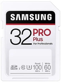Samsung Pro Plus SDXC Memory Card 32GB