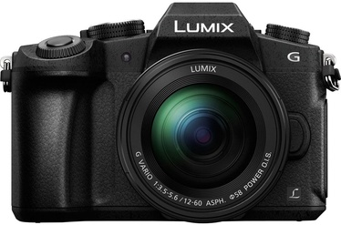Panasonic Lumix G DMC-G80 + Lumix G Vario 12-60mm f/3.5-5.6 Asph. Power