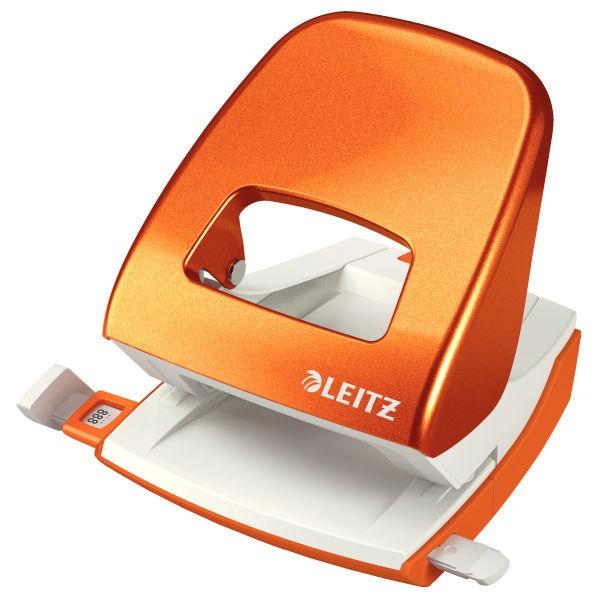 Leitz WOW Punch Orange