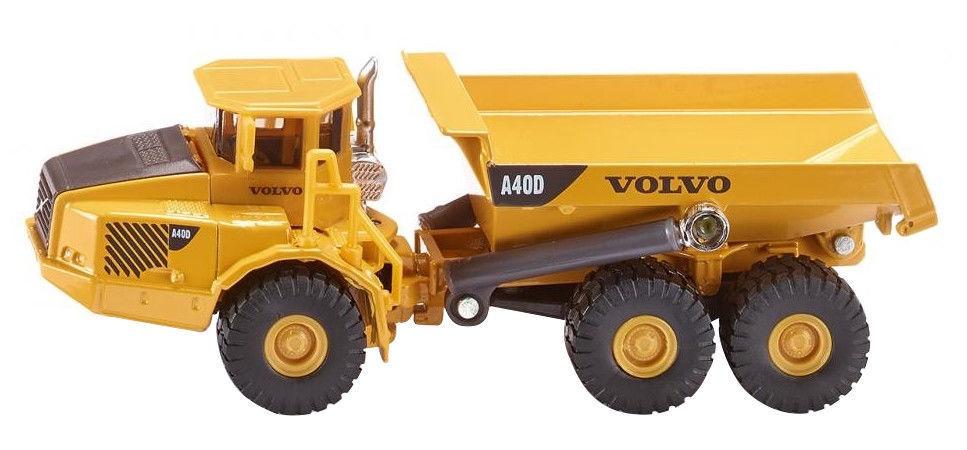 50fb82d7e86 Siku Volvo Dump Truck 1877a - Krauta.ee