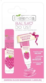 Bielenda Juicy Raspberry Lip Balm Baby Lips Effect 10g