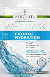 Afrodita Why Face Mask Extreme Hydration 6ml + 6ml