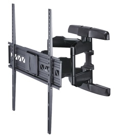 Hama Fullmotion TV Wall Bracket Black