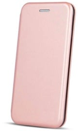 OEM Smart Diva Book Case For Samsung Galaxy A41 Rose Gold
