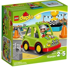 Konstruktor LEGO Duplo Rally Car 10589