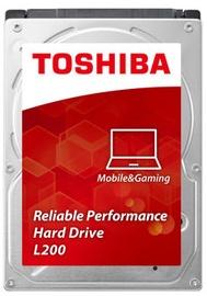 Kietasis diskas Toshiba L200 5400RPM SATAII
