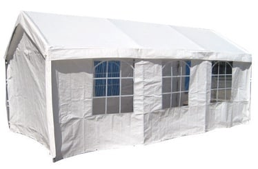 Pavėsinė Home4you Party White, 3x6m