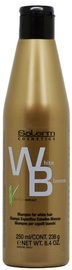 Šampūnas Salerm White For White Hair, 250 ml