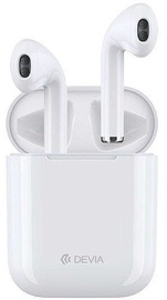 Devia EM056 Mono Airpod Bluetooth White