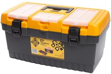 Įrankių dėžė Forte Tools, 26,7 x 24,2 x 48,6 cm