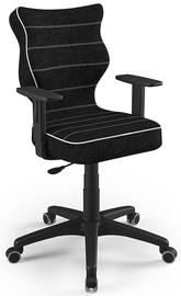 Детский стул Entelo Duo Size 6 VS01, черный, 400 мм x 1045 мм