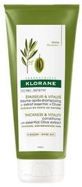 Juuksepalsam Klorane Conditioner With Essential Olive Extract, 200 ml