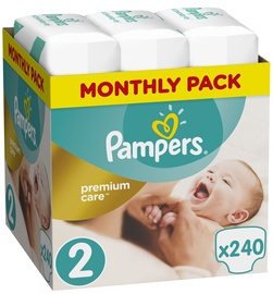 Pampers Premium Care S2 240