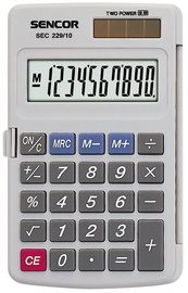 Sencor Handheld Calculator SEC 229/10