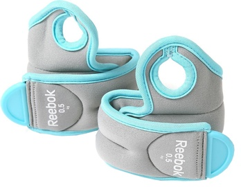 Reebok Fitness Wrist Weights 2x0.5kg