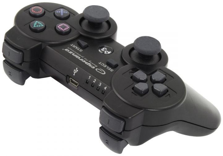 Игровой контроллер Esperanza Marine Bluetooth Gamepad Black