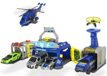 Dickie Toys Sos Series Ultimate Police Headquarter