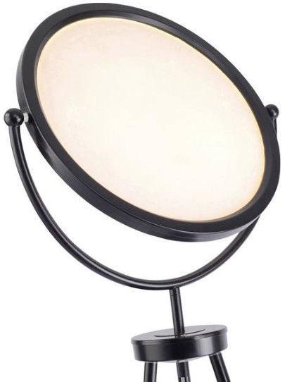 Leuchten Direkt Carl 11380-18 Floor Lamp 25W LED Black