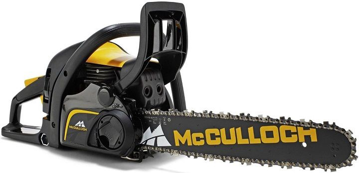 Бензопила McCulloch CS340, 1300 Вт