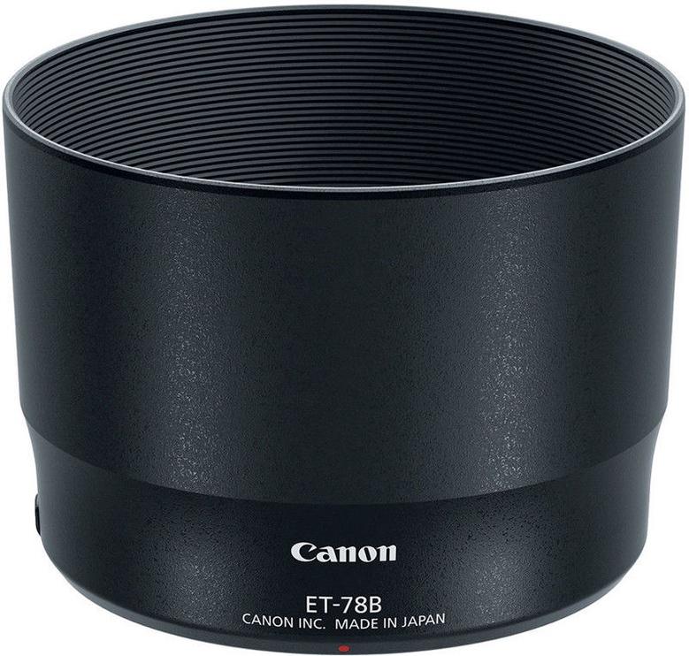 Varjuk Canon Lens Hood ET-78B Black