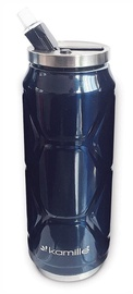 Kamille Thermo Can 500ml Blue KM2208