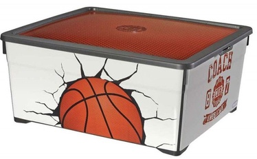 Curver Textile Box 18.5l Basketball