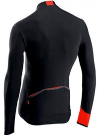 Northwave Fahrenheit Jersey Long Sleeves Black/Red M