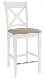 Барный стул MN 8005-14-1 Ivory