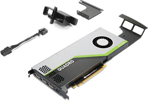 Vaizdo plokštė Lenovo Quadro RTX 4000 4X60Z97113 8 GB GDDR6