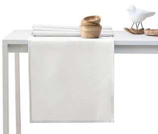 AmeliaHome Gaia AH/HMD Tablecloth Cream 30x80cm