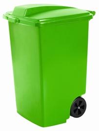 Väliprügikast Curver, roheline, 100 l