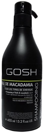Gosh Macadamia Oil Shampoo 450ml