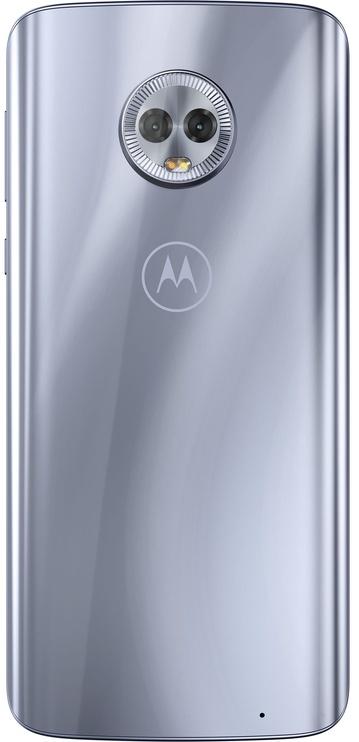 Motorola Moto G6 Plus XT1926-3 64GB Silver Nimbus