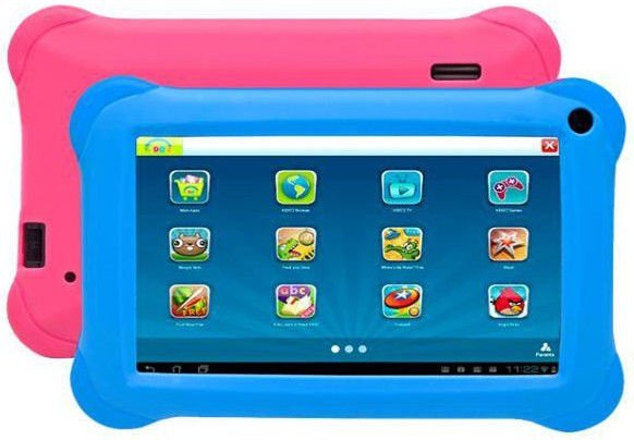 Denver TAQ-90072 9 8GB Blue/Pink