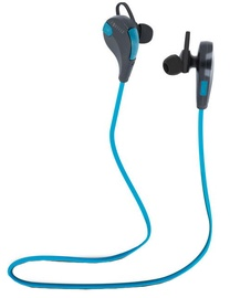 Ausinės Forever Earphones BT BSH-100 Blue/Black