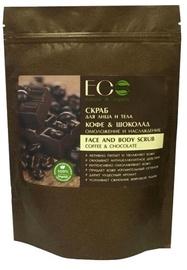 ECO Laboratorie Face and Body Scrub Coffee & Chocolate 40g