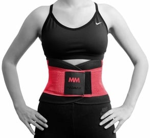 Mad Max Slimming And Support Belt Red XL