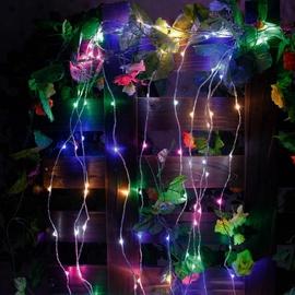 Elektriskā virtene AX8703040, 100 LED, daudzkrāsaina, 5 m