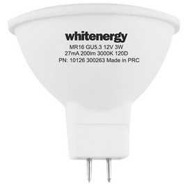 Whitenergy LED Bulb GU5.3 7W Milky