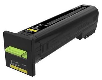 Lazerinio spausdintuvo kasetė Lexmark 72K2XYE Toner Cartridge Yellow