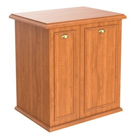 Skyland RTF 86 Bar Fridge Stand 80x60x85cm Garda Walnut