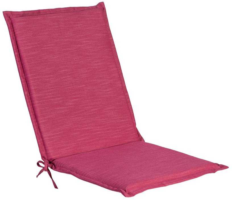 Home4you Chair Cover Summer 42x90x3cm Pink