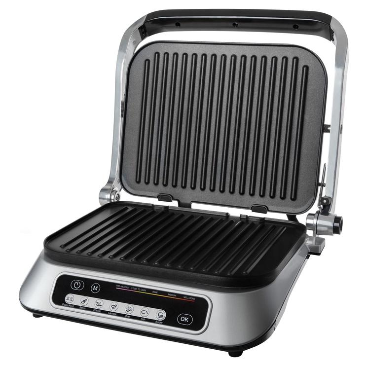 Elektriskais grils Sencor SBG 6031SS