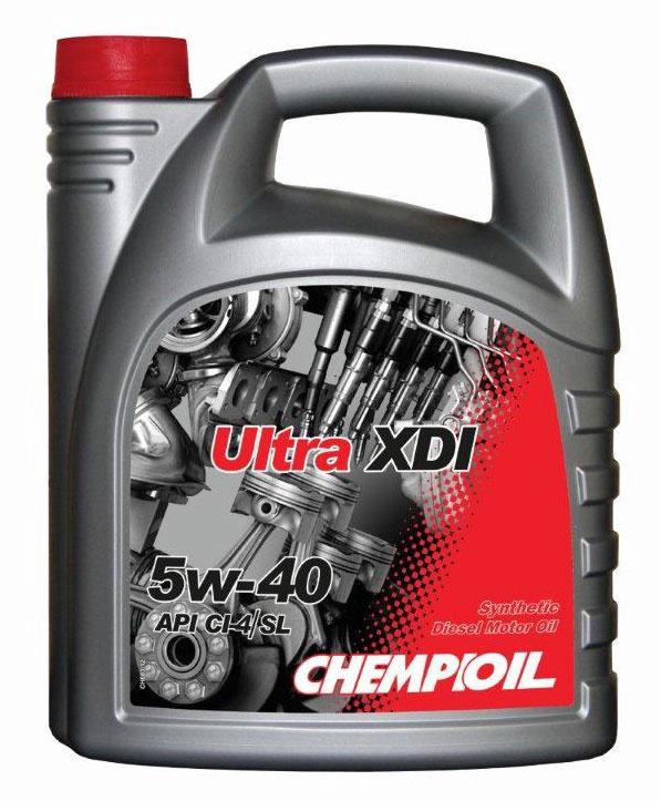 Motoreļļa Chempioil Ultra XDI, 5W40, 5l
