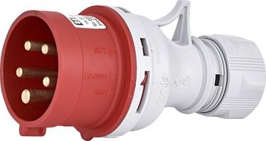 Eti 5 Pin Industrial Plug EV3253 5x32A 004482021