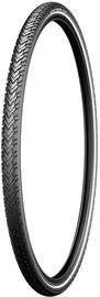 Michelin Protek Cross Tyre 700x40 Black/Reflective